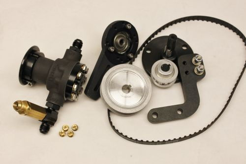 Mechanical Pump, belt drive, valves for  Carburetors  for Sale $979