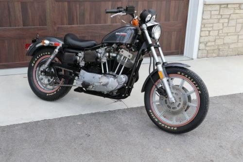 1983 Harley Davidson XR1000  for Sale $12,000