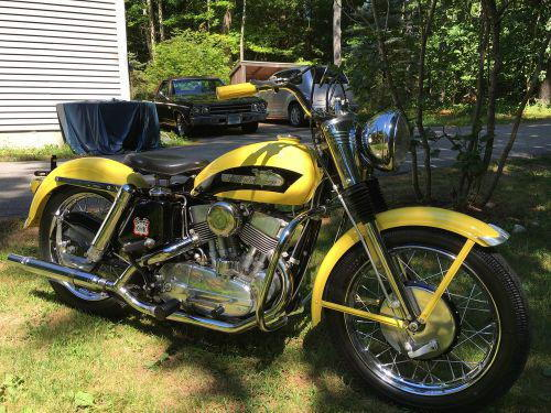 1956 Harley-Davidson KHK   for Sale $12,000