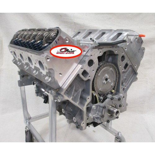 Chevy LS 376 430HP Long Block Crate Engine 19470416  for Sale $6,380