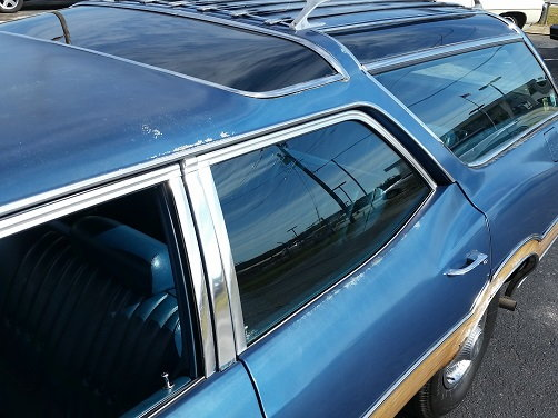 1972 Oldsmobile Vista Cruiser  for Sale $9,990