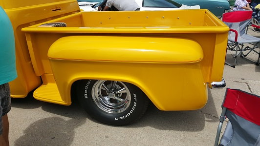 1957 Chevy Pick up  for Sale $32,500