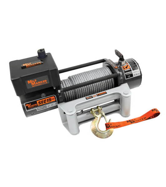 Mile Marker SEC15 ES WINCH  for Sale $799.99