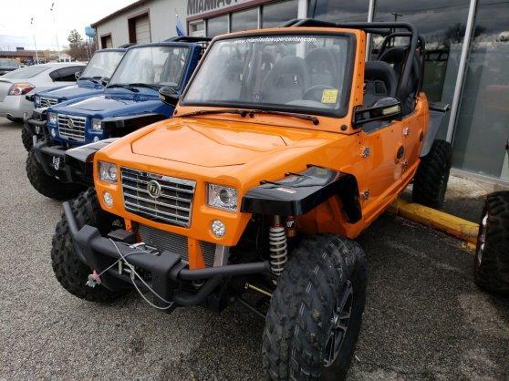 Used 2018 Duruxx DRX4 LSV ATV Street Legal  for Sale $15,950