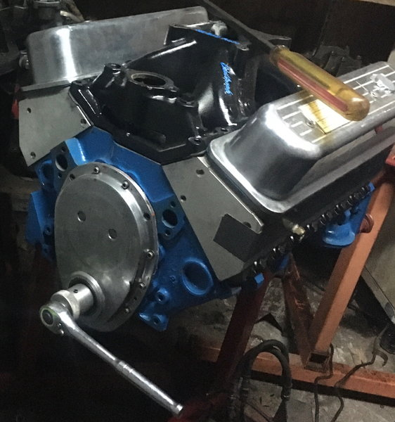 Small Block Chevy 350  for Sale $4,250