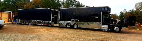 2001 S&S Truck/Trailer Combo  for Sale $175,000