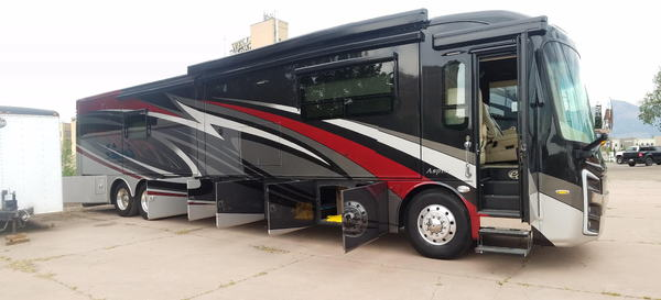 "2016 CLASS A RV ""Entegra Aspire 44B"" For Sale"