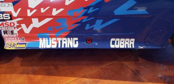 Trans Am Mustang Roush
