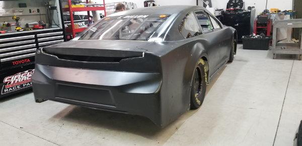 RCR NASCAR CHEVY CAMARO ZL1 CUP CAR ROLLER