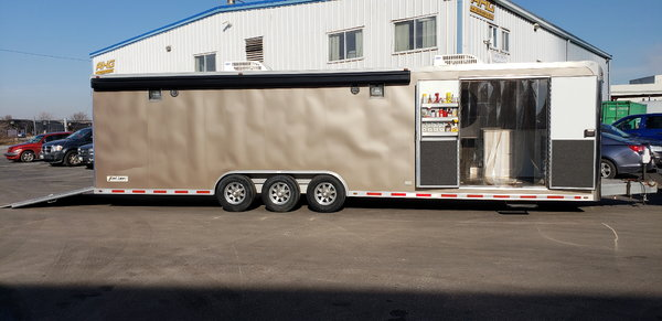32 Ft. ATC Car trailer  for Sale $27,500