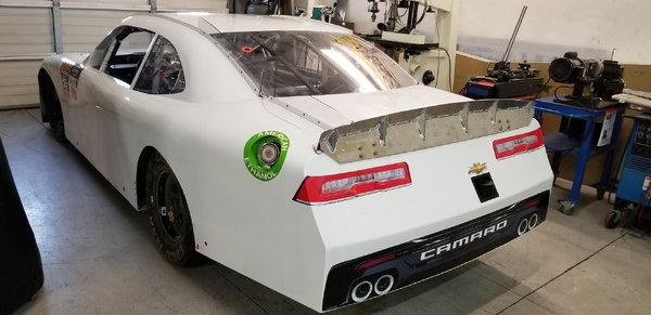 CHEVY CAMARO ROAD RACE ROLLER