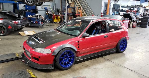 Honda civic eg hatchback for sale