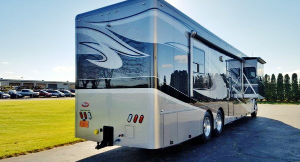 2017 NRC Motorhome   for Sale $317,000