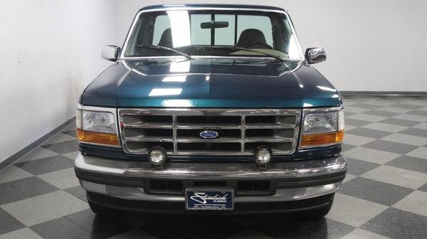 1995 Ford F-150 Eddie Bauer Edition  for Sale $12,995