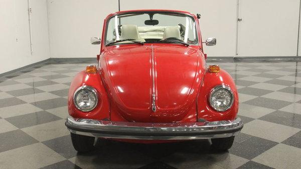 1974 Volkswagen Beetle Convertible  Karmann Edition  for Sale $24,995