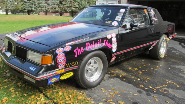 Olds Stocker Drag Car  for Sale $14,500