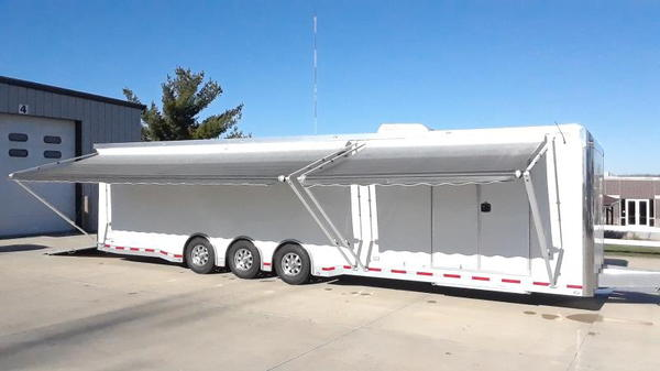 2017 Other ATC 34' ENCLOSED CAR HAULER Car / Racing Trailer  for Sale $44,990