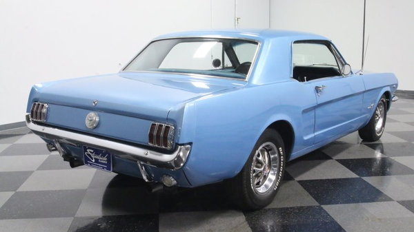 1966 Ford Mustang  for Sale $20,995