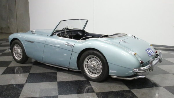 1957 Austin Healey 100-6  for Sale $43,995