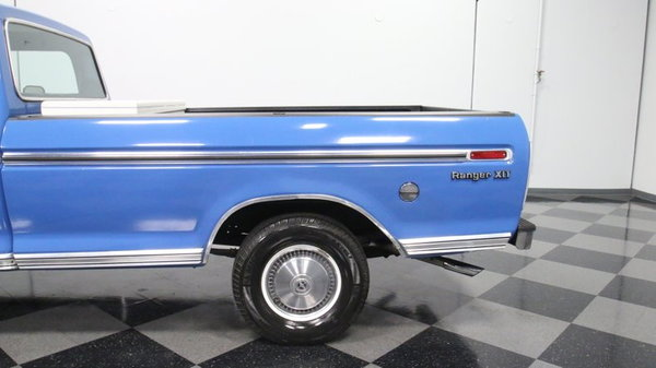 1976 Ford F-150 Ranger XLT  for Sale $16,995