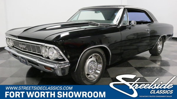 1966 Chevrolet Chevelle Malibu for sale in Fort Worth, TX, Price: $36,995