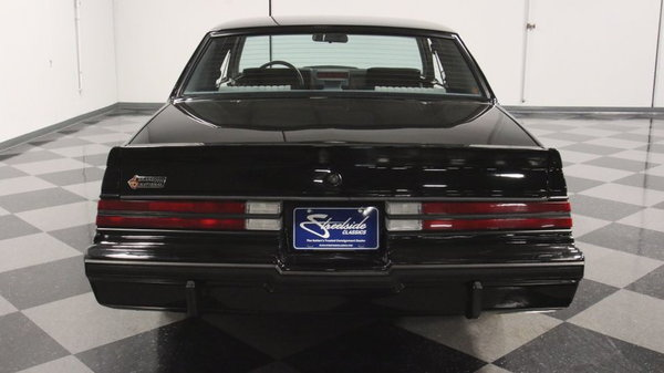 1986 Buick Grand National  for Sale $51,995