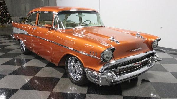 1957 Chevrolet 210 Restomod  for Sale $78,995