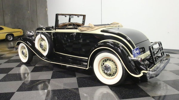 1933 Chrysler Imperial CQ Roadster  for Sale $157,995