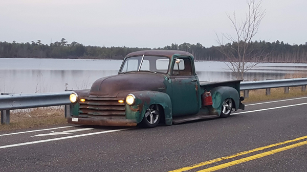 38' 2008 Vintage Outlaw