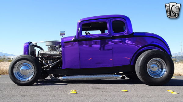 32 Ford 5 Window Coupe  for Sale $29,900