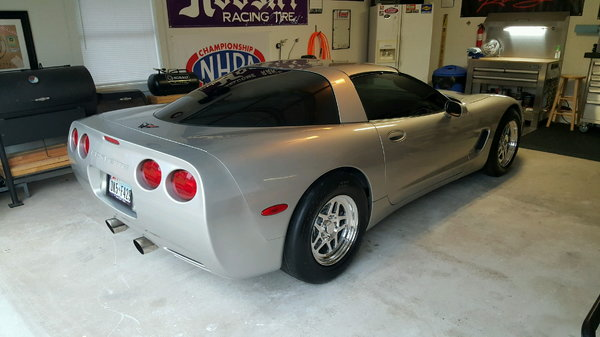 04 C5 Corvette for sale in Garden City, MI, Price: $25,000