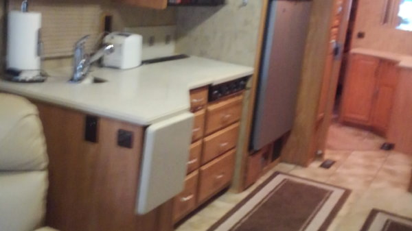 2007 Winnebago JOURNEY 36G  for Sale $73,000