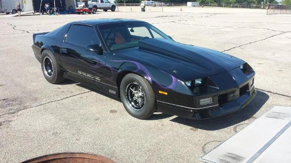 87 IROC Camero Drag Car  for Sale $16,000