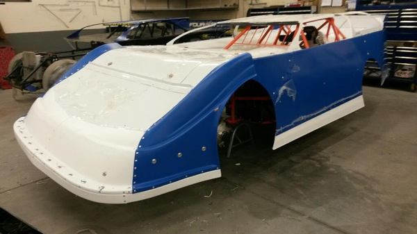 Lazer X Chassis  for Sale $11,500