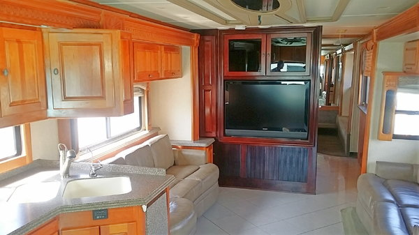 2007 Monaco Dynasty 43 Squire IV  for Sale $139,000
