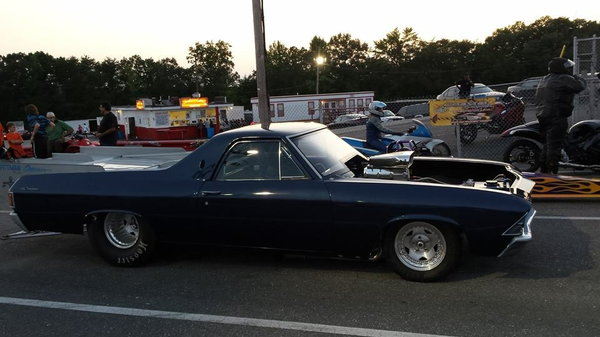 1968 El Camino   for Sale $30,000