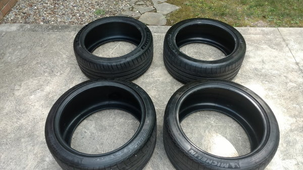 Michelin 20 Inch Z Rated Tires For Sale In Warren Oh Collector