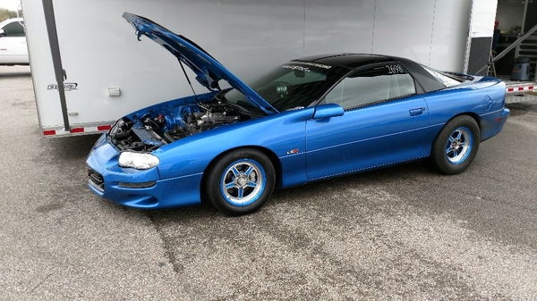 2000 Camaro Z-28 Drag Car LSX 427 Naturally Aspirated Camaro  for Sale $40,000