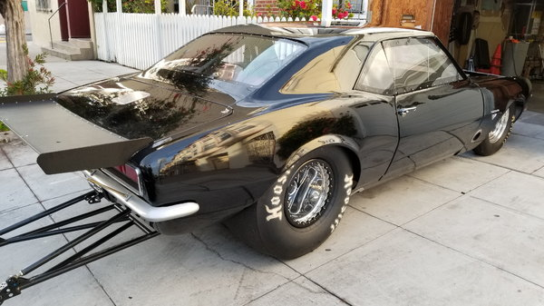 1967 Chevy Camaro Rolling Chassis  for Sale $17,500
