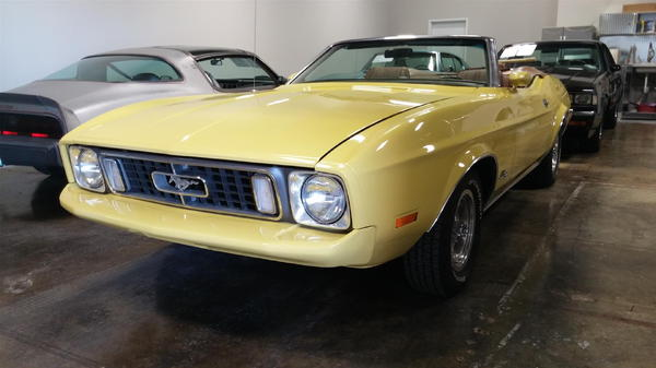 1973 Ford Mustang  for Sale $21,995