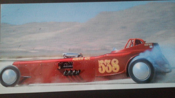 Modified Fuel Roadster  for Sale $60,000