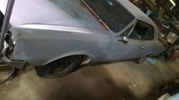 1967 Pontiac GTO  for Sale $15,000