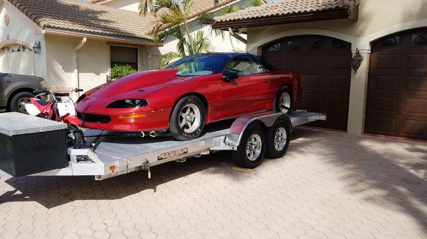 Chevy Performance stock