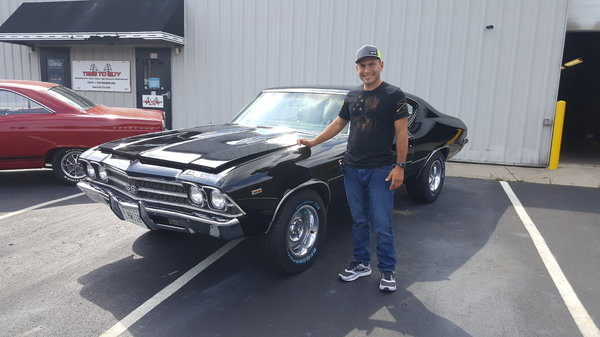 1969 Chevrolet Chevelle  for Sale $64,950