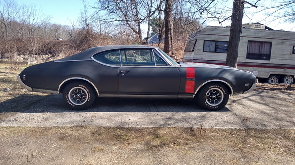 1968 Oldsmobile 442  for Sale $12,500