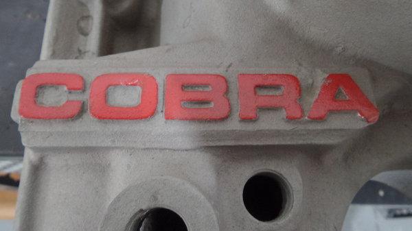 "RARE FORD ""COBRA"" INTAKE MANIFOLD.  for Sale $1,500"