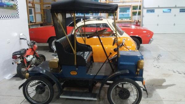 1900 gadabout replica golf car