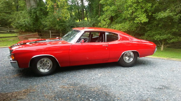 Pro Street Chevelle  for Sale $38,000