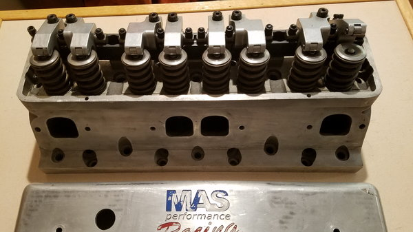 AMC Fred Brewer Racing Heads  for Sale $7,950