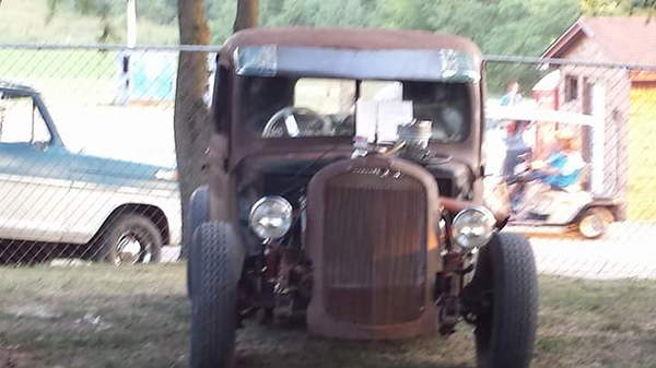 46 ford Ratrod truck  for Sale $3,500